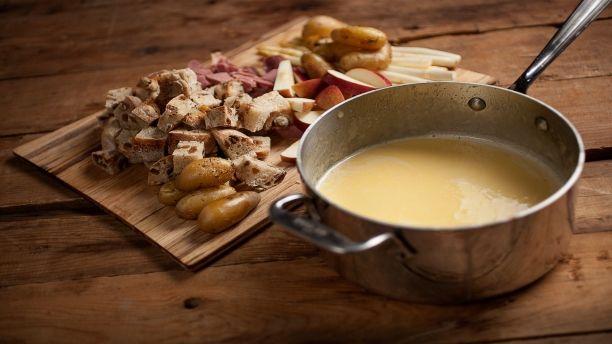 Recettes - Signé M - TVA - Fondue au fromage