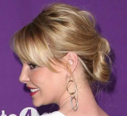 Стрижки и прически для тонких и редких волос средней длины