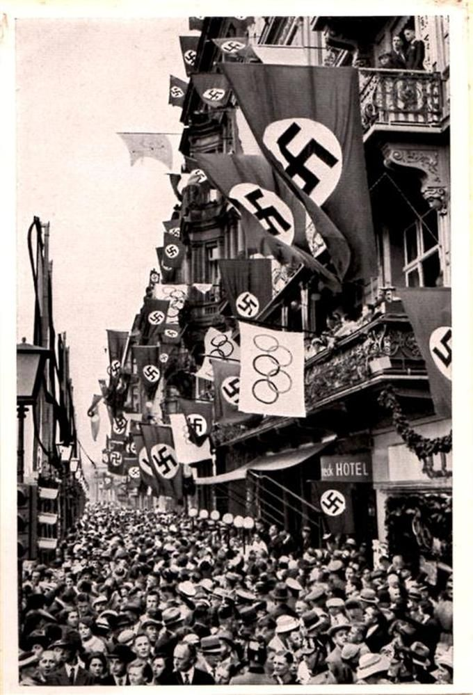 hitler s influence on nazi germany Power and influence in the life of adolf hitler germany's anti-jewish hitler and the nazi regime were successful in coming to power because they.