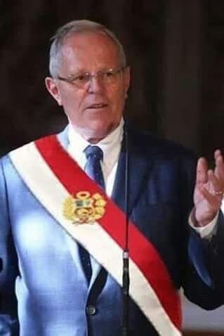 Presidente del Perú.