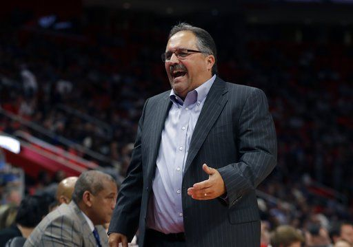 Detroit Pistons coach Stan Van Gundy says that with marijuana becoming legal in more states, the NBA faces a complex issue regarding its policy.