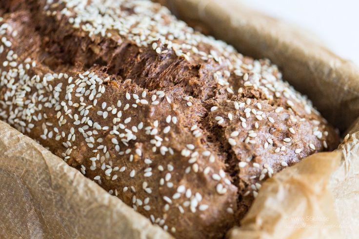 God morgon! I går bakade jag ett såååååå gott grovt nötbröd! Jag älskar riktigt grova bröd och blir sällan sugen på vitt fluffigt bröd. Om jag unnar mig (ja jag skriver unna för jag tycker det är SÅ gott med riktigt bröd ibland) vanligt mjölbröd ibland på t.ex hotellfrukost så väljer jag alltid ett gott, […]