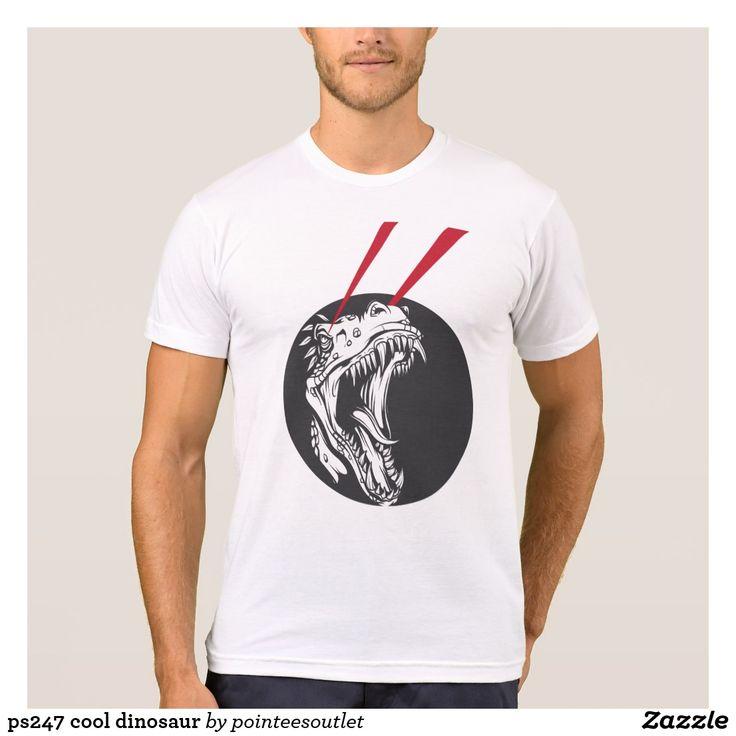 ps247 cool dinosaur tees #tees #tshirt #t-shirt #shirt #skull #cool #clothing