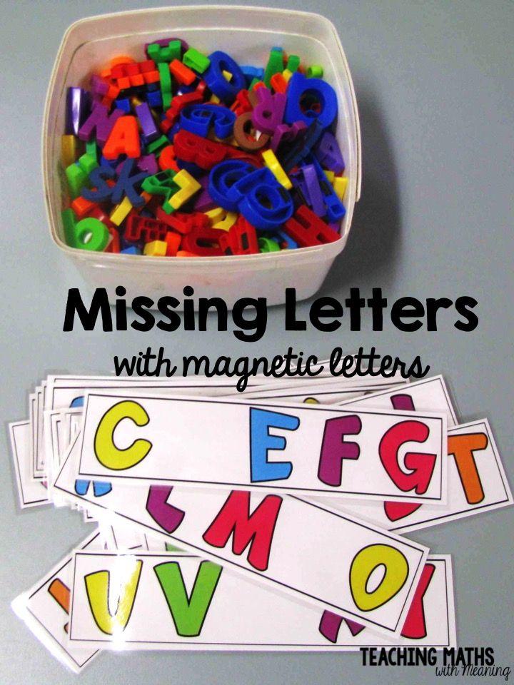 Alphabet Magnetic Letters 39 best Preschool u0026