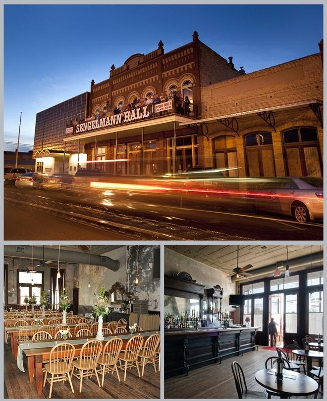 Epic Venues We Love Houston Area us Historic Dance Halls Venue Sengelmann Hall HistoricalVenues