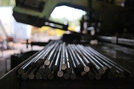 Metalen Staaf, Metaalverwerking