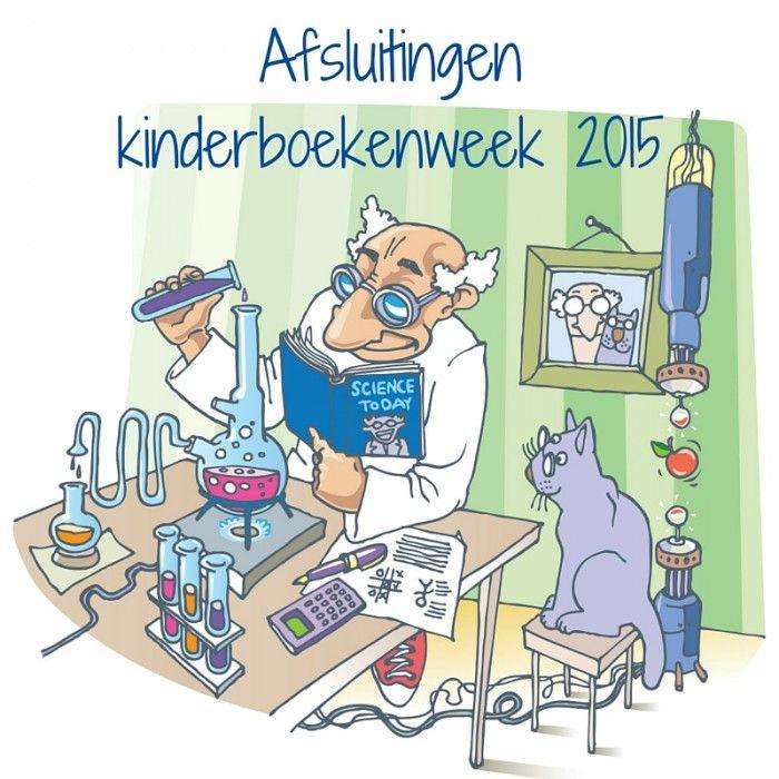 Van 7 tot en met 18 oktober is de kinderboekenweek met het thema Raar maar waar. De tweede in de serie: 15 fantastische afsluitingen kinderboekenweek 2015