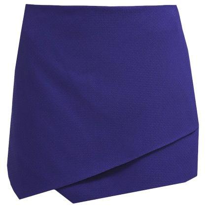 Tendance cette jupe-short couleur bleu royal! Parfaite pour les weekends ensoleillés! Dès 24,00€. A retrouvez ici: http://stylefru.it/s878956 #jupeshort #weekends #bleuroyal #tendance