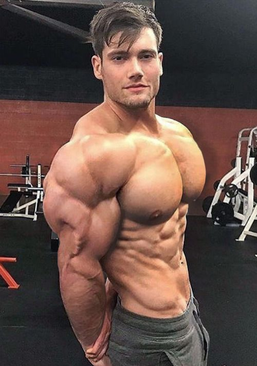 from Dexter gay hunk man muscle