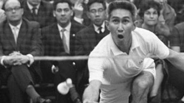 Ferry Sonneville (tribunnews.com)   Olahraga , Badminton - Laga final Piala Thomas 2016 akan kemb...