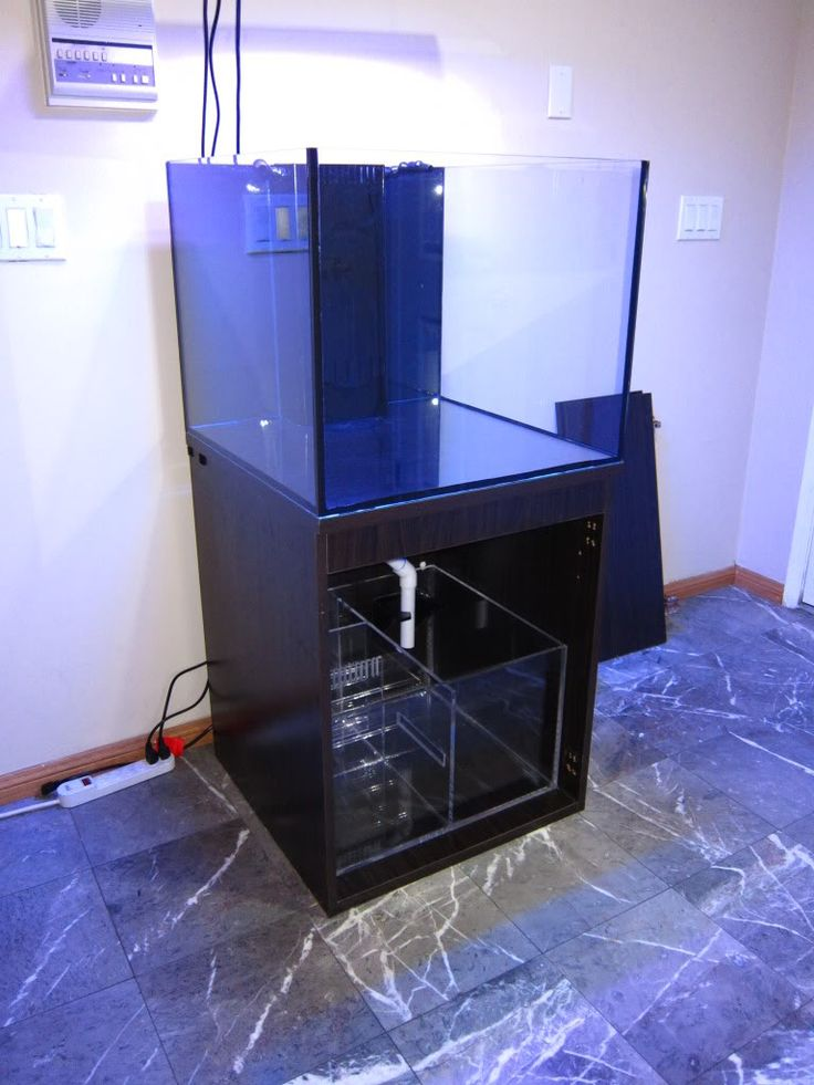 19 best reef cube setup images on pinterest cube for Aquarium cuve