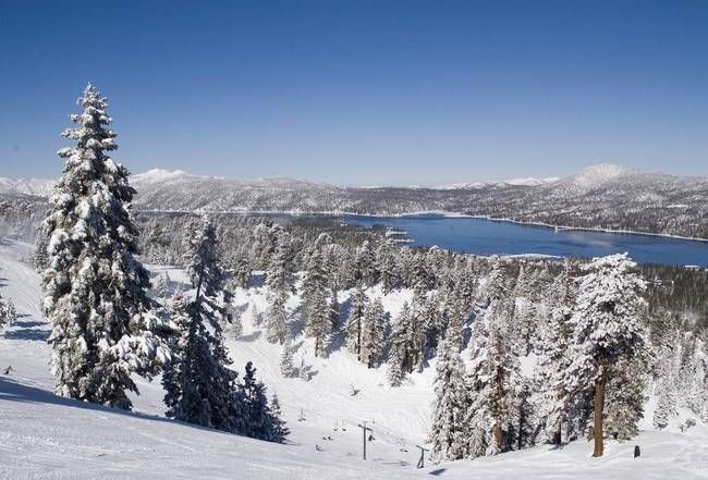 Big Bear snow photos | Snow Summit in Big Bear Lake, CA by Tony Kerst, Big Bear Lake, CA
