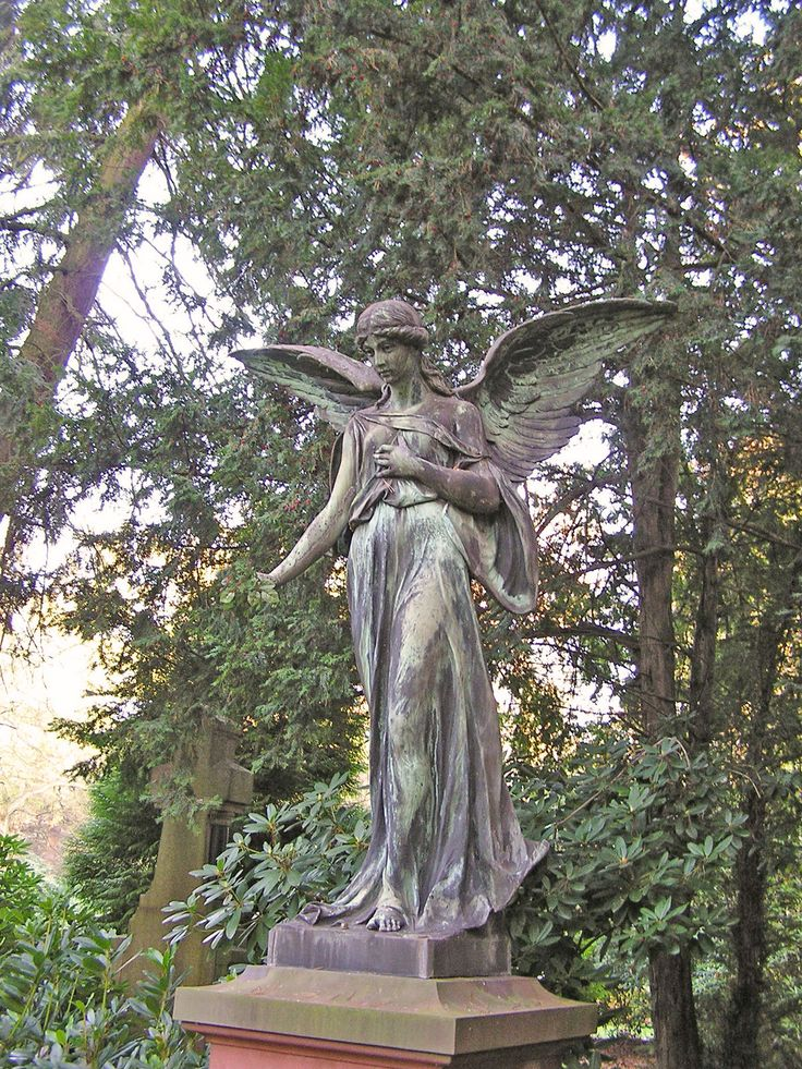 Ohlsdorfer-Friedhof 4, Germany