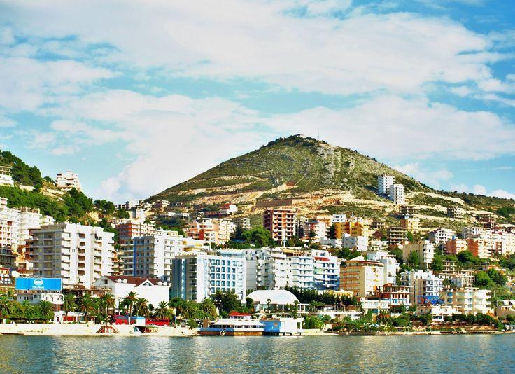 Sarande in Albanien... - Marianne Annette
