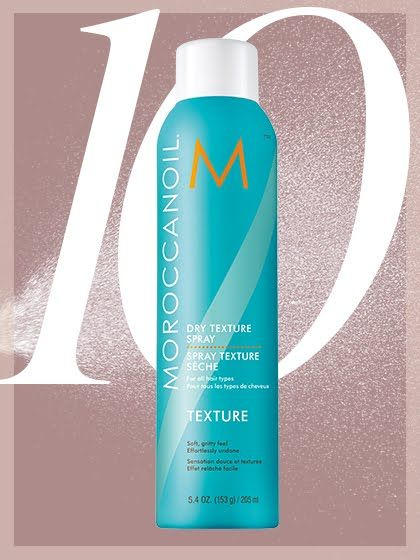 The 11 Best Dry Texture Sprays for Perfect Model-Off-Duty Hair: Beauty Products: allure.com