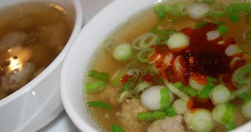 This light Thai Glass Noodle soup is prepared with glass noodles (also known as mung bean noodles) often accompanies a spicy curry to ...