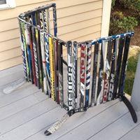 Awesome Slapshot Creations   Stuff Made From Hockey Sticks