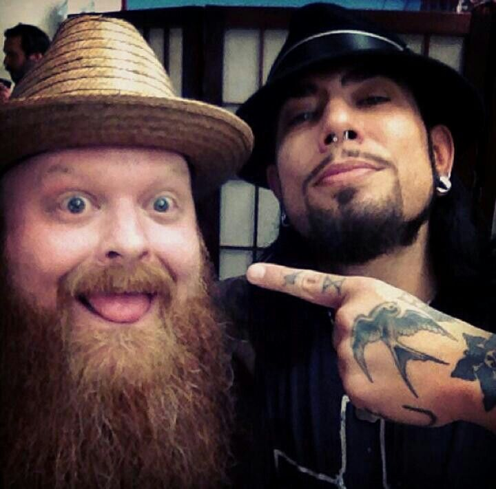 Jason Clay Dunn & Dave Navarro - Ink Master - Love this show!