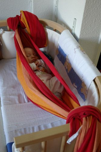 Brilliant! My two youngest prefer napping outside in the hammock.