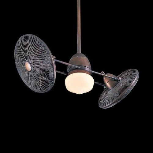 Industrial-strenght fan ... and I can't live without it!