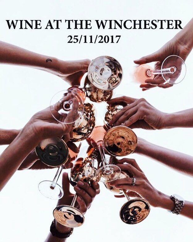 WINE AT THE WINCHESTER | Ok who loves wine? Or maybe let's re-phrase that: Who DOESN'T love wine? No one? Yeah that's what we thought.  So in celebration of all good things wine we wanna introduce you to Wine at the Winchester a gorgeous wine festival being held this Saturday (25 November 2017) at @winchestermansions which allows you sample to very best of the winelands in a central location. And did we mention UNLIMITED wine tastings? Yup. Be prepared. Come thirsty. Line your stomachs. This…