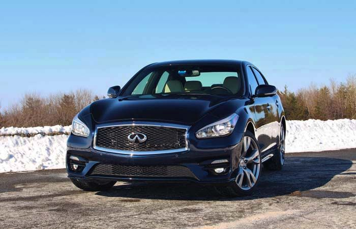 2019 Infiniti Q70 High-Class Car Redesign with Higher Performance