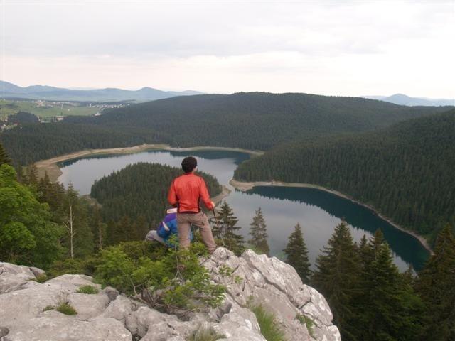 Montenegro Adventures | Durmitor National Park - view at the Black Lake