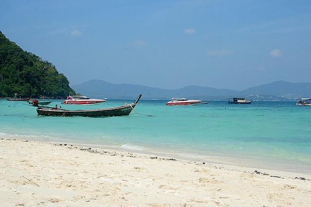 Coconut Island, Phuket, Thailand