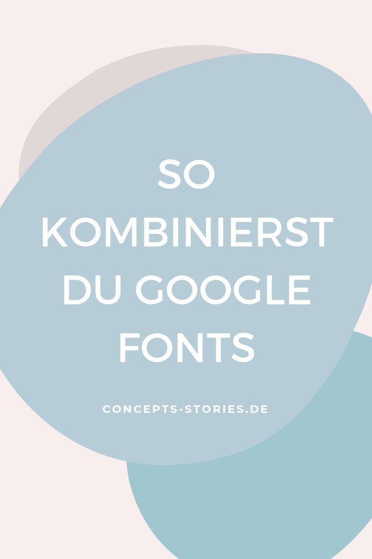Pin Auf Fonts