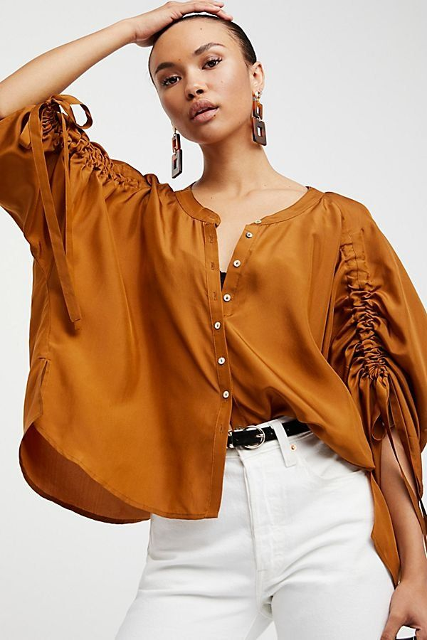 Bombay Silk Top | Free People