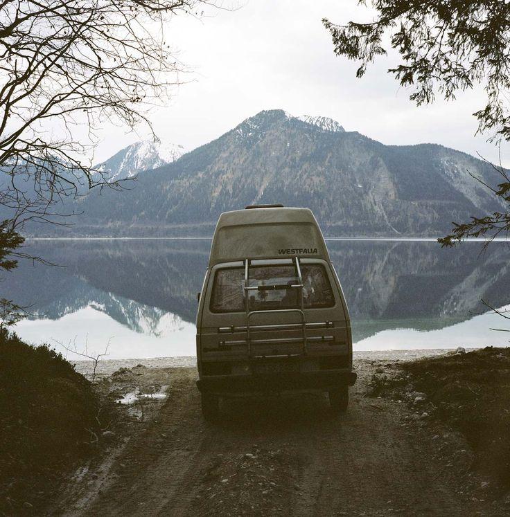 Model: VW T3 Joker  Location: Bavarian Alps, Germany Photo: Foster Huntington