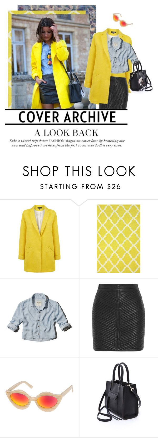 """""""Happy Easter!"""" by mara-petcana ❤ liked on Polyvore featuring The Rug Market, Warehouse, nuLOOM, Piaget, Abercrombie & Fitch, Balmain, House of Holland, Rebecca Minkoff and Fendi"""