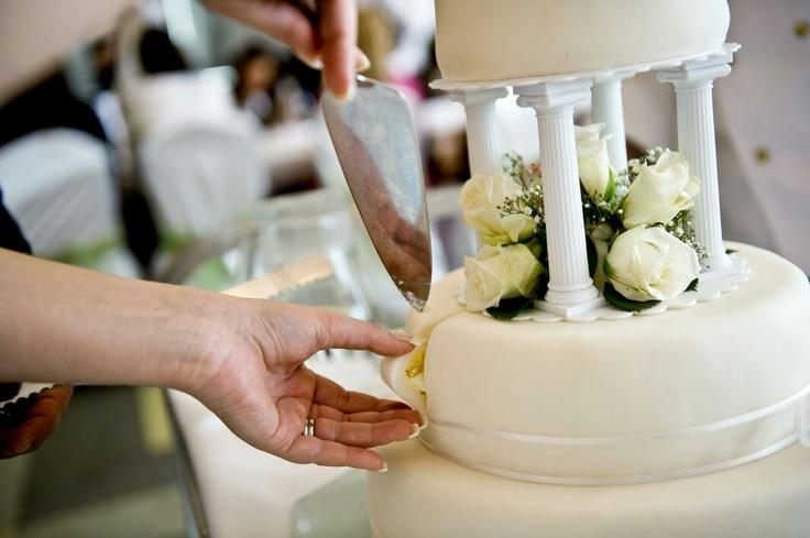 Wedding cake @Crowne Plaza Prague