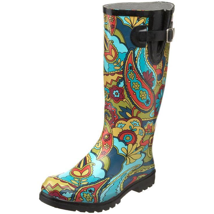 Best 30 Nomad Rain Boots images on Pinterest   Women\'s fashion