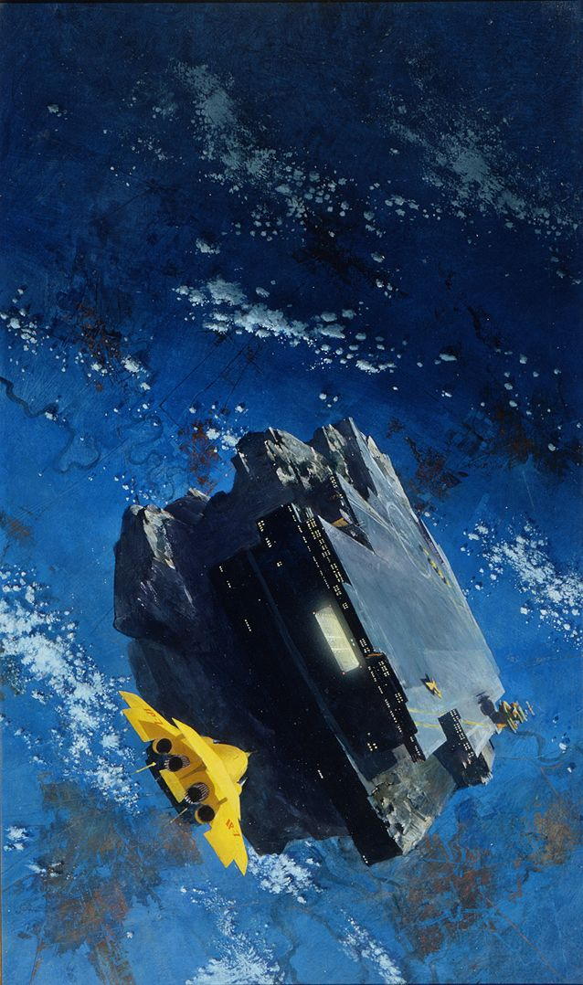 Science Fiction, John Harris