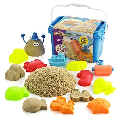 Motion Sand Beach Bucket Playset