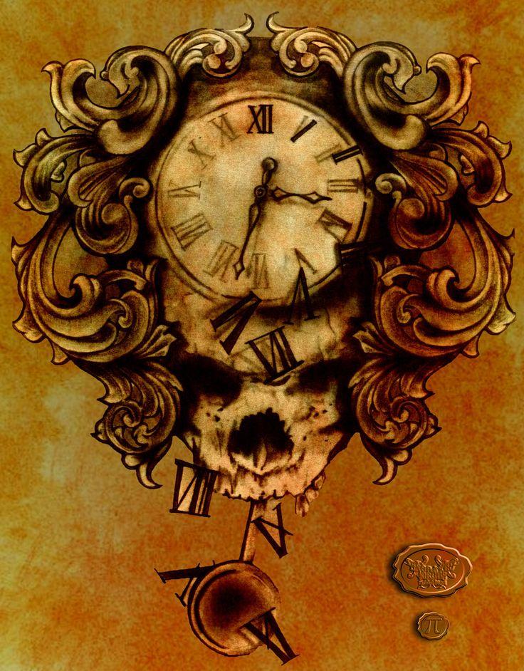 killing time ... shoulder piece of a sleeve.. by loop1974.deviantart.com on @deviantART