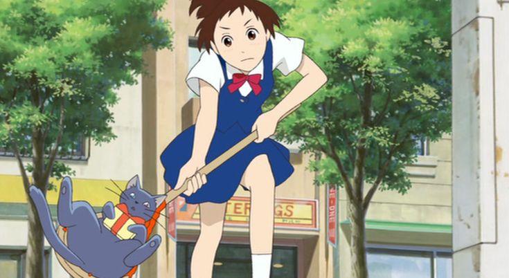 DubSub - Anime Reviews: The Cat Returns Anime Review