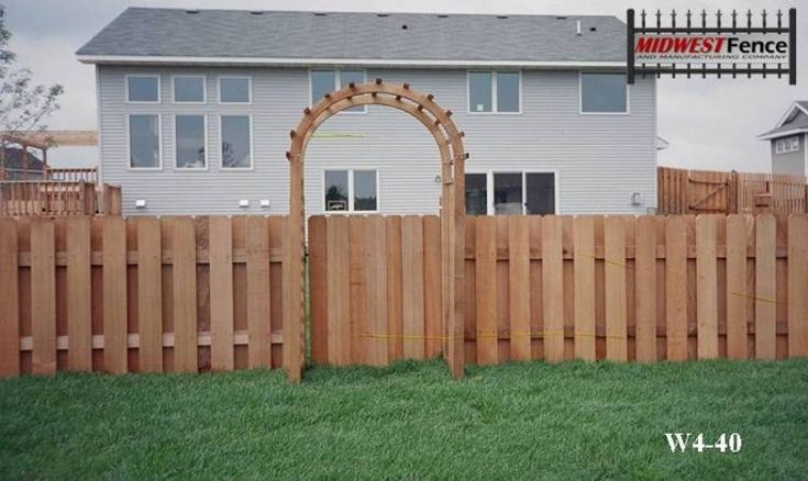 34 best images about fence ideas on pinterest picket for 4 foot fence ideas