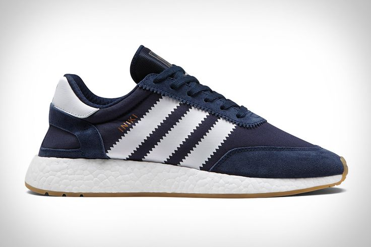 They're not a remake of a classic silhouette. They just look like it. Drawing on '70s running shoe design, the Adidas Iniki Runner offers old-school simplicity with all-day comfort. The upper, a mix of two-way stretch mesh and suede, hides...