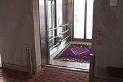 'Flying carpet' Installation 2016 Zeli Bauwens