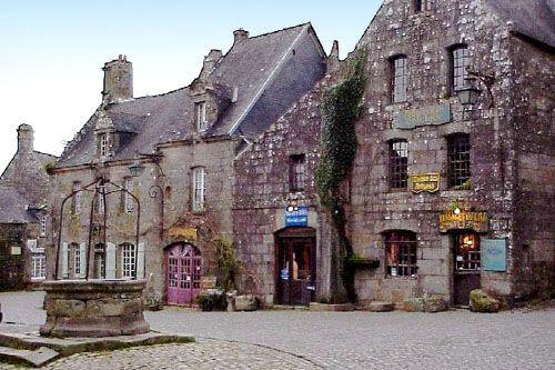 Locronan - Bretagne - France