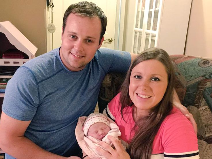 Josh and Anna Duggar Welcome Daughter Meredith Grace – See the Photos http://www.people.com/article/josh-duggar-baby-meredith-duggar