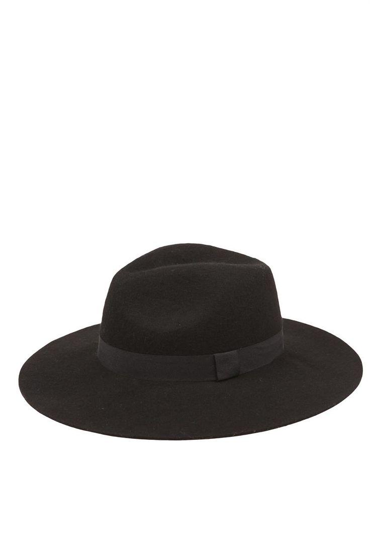Cotton On: Felt Fedora Hat