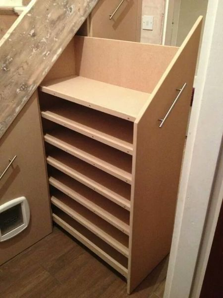best 25 under stairs cupboard ideas on pinterest under. Black Bedroom Furniture Sets. Home Design Ideas
