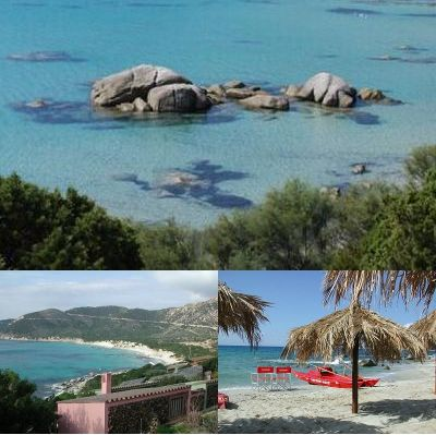 Scopri Villasimius e le sue bellissime spiagge    www.sardegna.com #sardegna