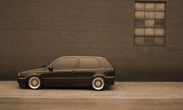 VW Golf Mk 3 - beauty