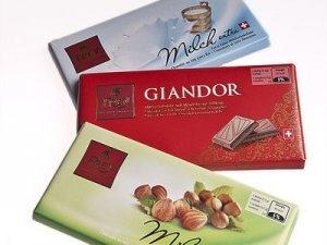 Frey Chocolate. Especially love the milk chocolate truffles.