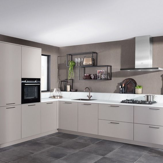 Pin Op Moderne Keuken Mandemakers Keukens