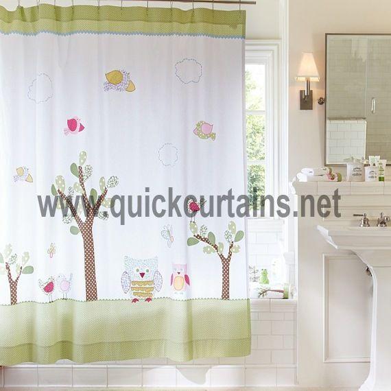 Pottery Barn Kids Shower Curtain | Stylizing Spaces With Pottery Barn Kids  Curtains | Pinterest | Kids Shower Curtains, Curtains And Kids Curtains